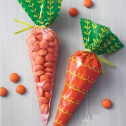 Wilton Shaped Party Bags Carrot