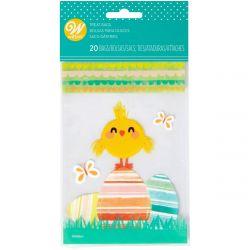 Wilton Mini Treat Bags Chick