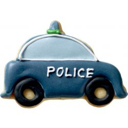 Birkmann Cookie Cutter Police Car