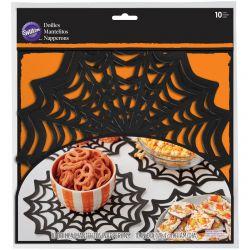Wilton Larg Doilies Spiderweb 25cm 10pc