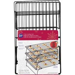 Wilton Recipe Right Non-stick 3 Tier Cooling Grid