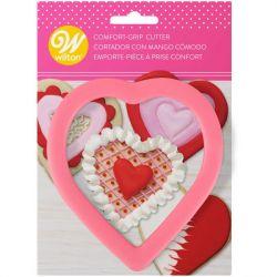 Wilton Comfort Grip Cutter Heart