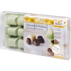 Birkmann Chocolade en Praline vorm 15pc