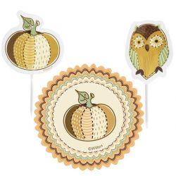 Wilton Cupcake Combo Pack Mystic Autumn pk/48