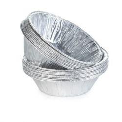 Tala Mince Pie Silver Foil Cases 24/pc