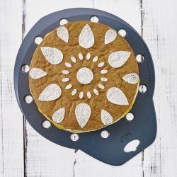 Birkmann Cake Lifter & Decoration Template