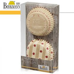 Birkmann Muffin Paper Form Little Christmas
