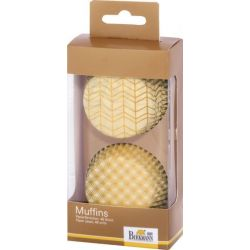 Birkmann Muffinvormpjes Little Things 48pc