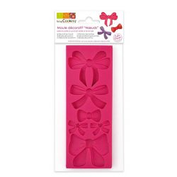 ScrapCooking Silicone Mould Strikjes