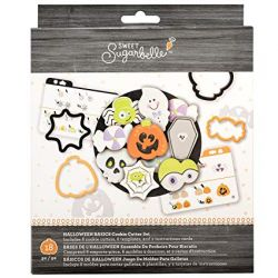 Sweet Sugarbelle Halloween Basics Cookie Cutter Set 18pc