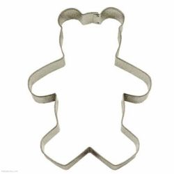 Cookie Cutter Bear