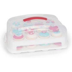 Patisse Prima Line Cupcake Bewaardoos 24x