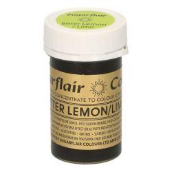 Sugarflair Paste Colour Bitter Lemon/Lime