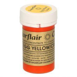 Sugarflair Paste Colour Egg Yellow/Cream