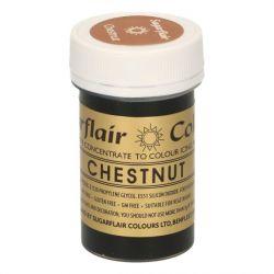 Sugarflair Paste Colour Chestnut