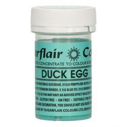 Sugarflair Paste Colour Duck Egg