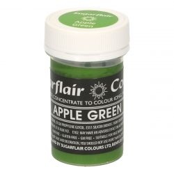 Sugarflair Paste Colour Pastel Apple Green
