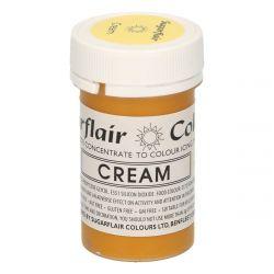 Sugarflair Paste Colour Cream
