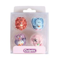 Culpitt Suikerdecoratie Baby Animals