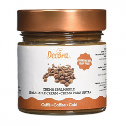 Decora Ready To Use Creme Coffee