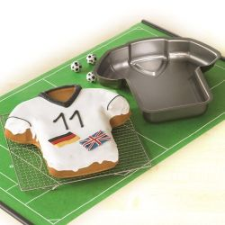 Birkmann Football Shirt Baking Mould