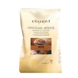 Callebaut Chocolade Mouse Melk