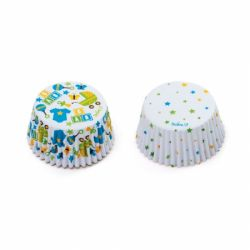 Decora Baby Party Cupcakevormpjes 50/pc