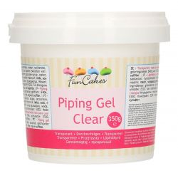 Funcakes Piping Gel Clear