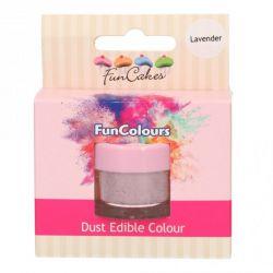 Funcakes Funcolours Dust Edible Colour Lavender