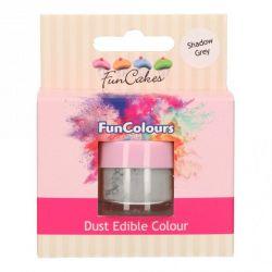 Funcakes Funcolours Dust Edible Colour Shadow Grey