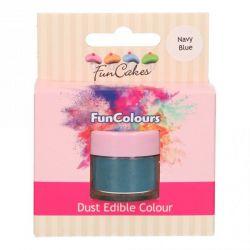 Funcakes Funcolours Dust Edible Colour Navy Blue