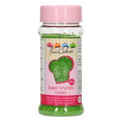 FunCakes Gekleurde Suiker -Groen- 80g