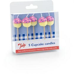 Tala Cupcake Candles