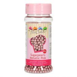 FunCakes parels roze ca. 80gr
