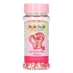 FunCakes Mini hearts ca. 60gr