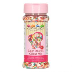 FunCakes sugar strands colour mix 80gr