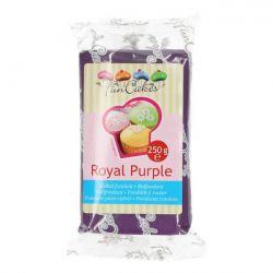 FunCakes Fondant Royal Purple 250gr