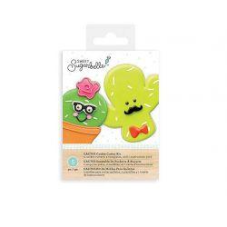 Sweet Sugarbelle Cactus cookie set