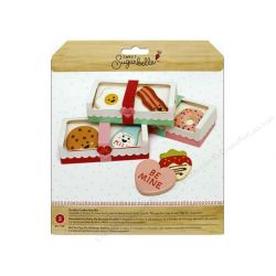 Sweet Sugarbelle Double Cookie box kit