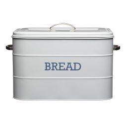 bread bin Grey