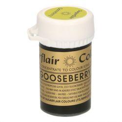 Sugarflair paste colour Gooseberry