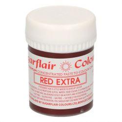 Sugarflair Red Extra