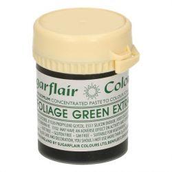 Sugarflair Foliage Green Extra