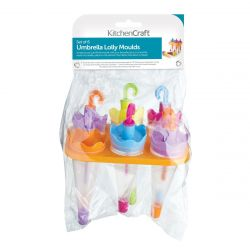 Kitchencraft Umbrella Lolly Moulds