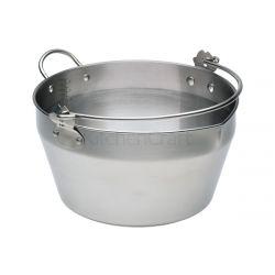 Home Made Maslin Pan