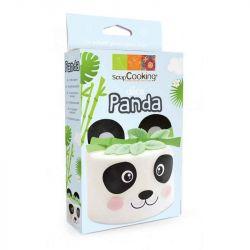 Scrap Cooking Panda Waferpapier