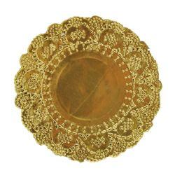 Lucky Dip Foil Doilies Gold