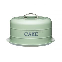 Living Nostalgia Cake Tin Green