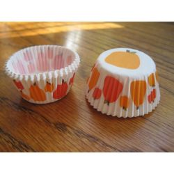 Wilton Baking Cups Mini Autumn 100/pc