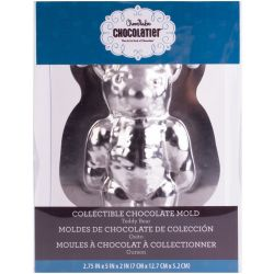 ChocoMaker Chocolate Mold Teddy Bear
